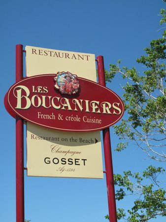 les Boucaniers: Welcome
