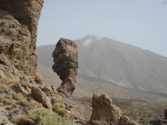 Volcan El Teide: View of Teide