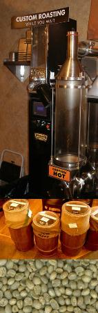 Dolce: In-House Coffee Roaster; Roast 1 Pound Of Coffee In 8 Minutes