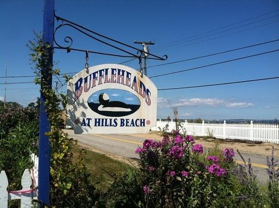 Buffleheads Restaurant Hills Beach Maine
