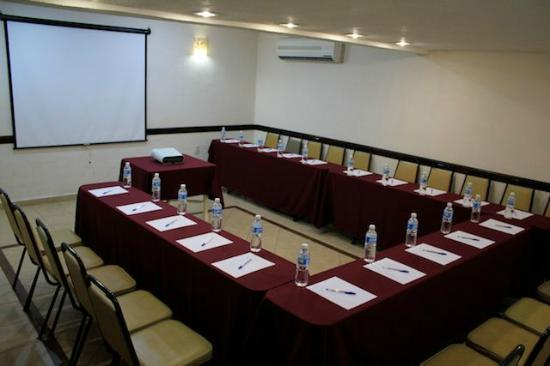 Hotel Meson de la Chinantla: sala de juntas