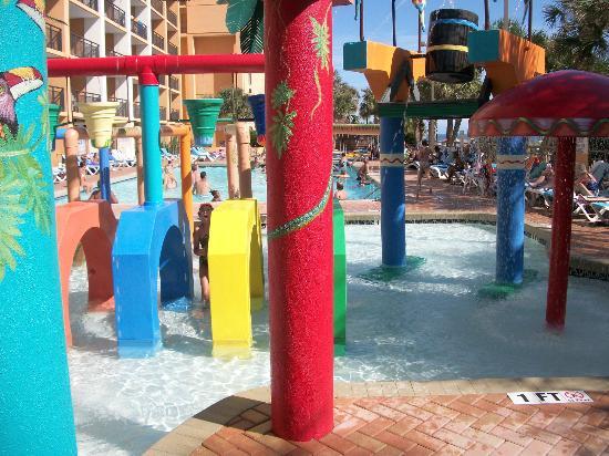 kiddie pool picture of the caravelle resort myrtle beach rh tripadvisor com