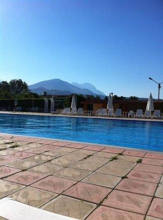 Santa Maria del Cedro, Italia: la piscina