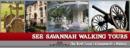 Savannah Saunter Walking Tour