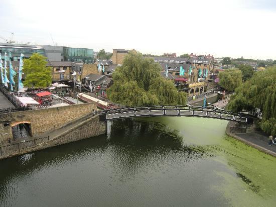 Holiday Inn London - Camden Lock: El canal