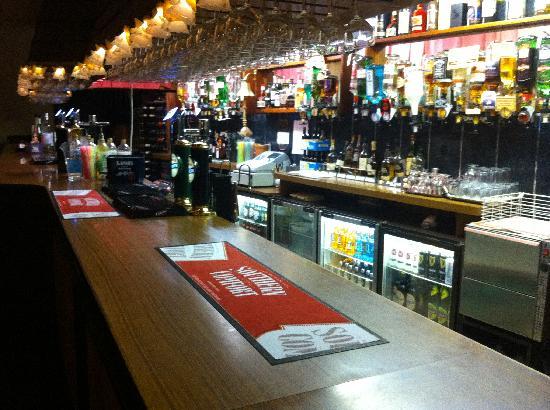 Lisdoonie Hotel: Bar