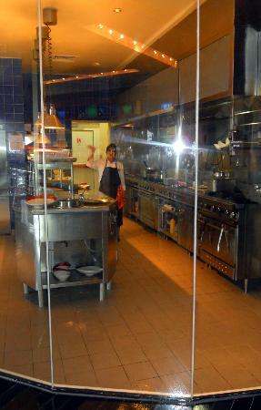Windows on Aruba Restaurant : WINDOWS ON ARUBA at The Links at Diva Aruba - The Kitchen