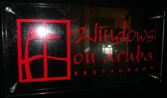 Windows on Aruba Restaurant : WINDOWS ON ARUBA at The Links at Diva Aruba