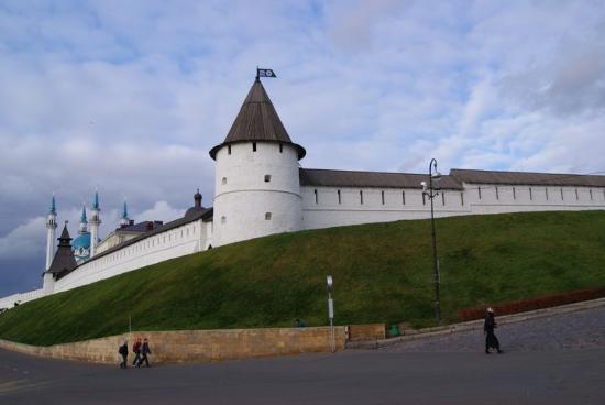 Kremlin van Kazan: Башни