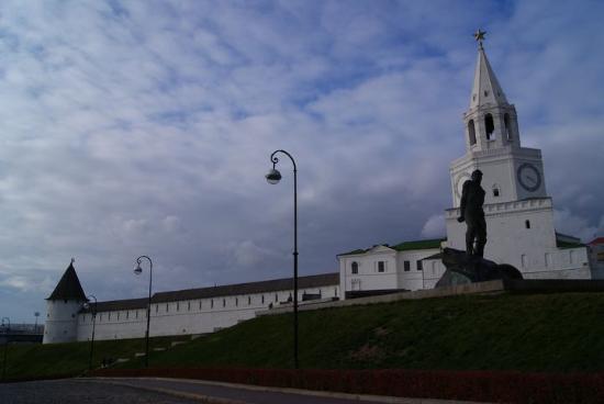Kremlin van Kazan: Казанский кремль