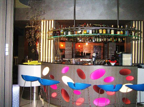 Hotel Oberosler: bar