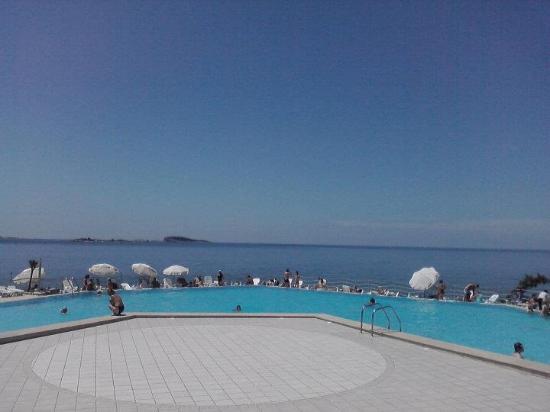Plat & Orphee : Swimming pool
