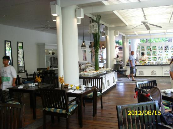 Anantara Hua Hin Resort: Teil des Frühstücksbuffets