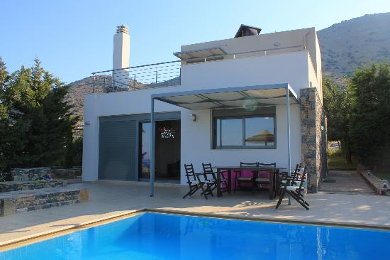 Anemos Elounda Luxury Villas: villa notos