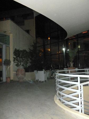Hotel St. George: Partie de l'hotel