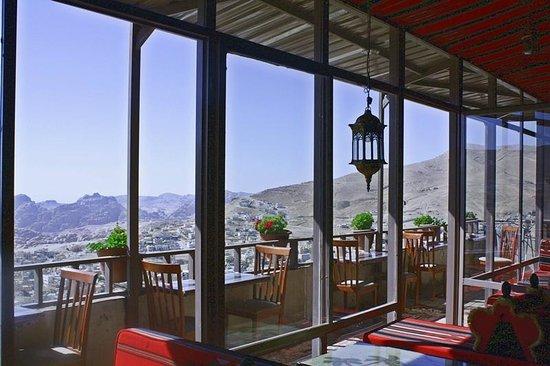 Rocky Mountain Hotel: Balcony - rooftop terrace