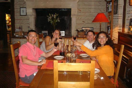 Noaillac, Франция: Cenita deliciosa..