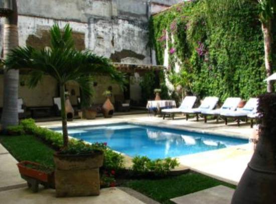 Hotel Boutique De La Parra : Alberca