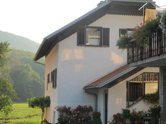 Hudicevec Tourist Farm: Surroundings