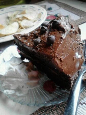 The Silver Spoon: Death by Chocolate