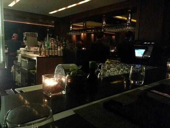Yoshi: the bar