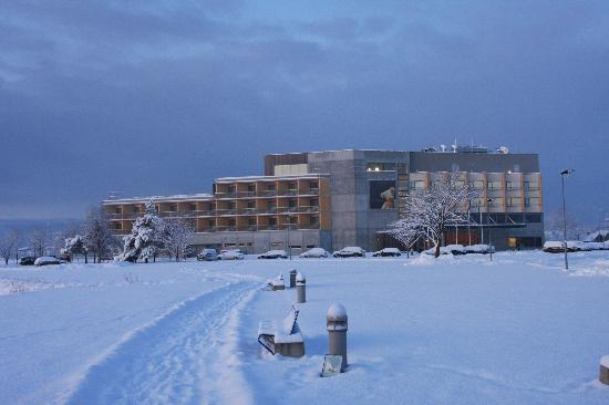 Georg Ots Spa Hotel: Winter in GOSPA