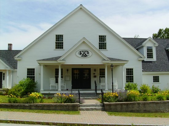 New Hampshire Telephone Museum: NHTM