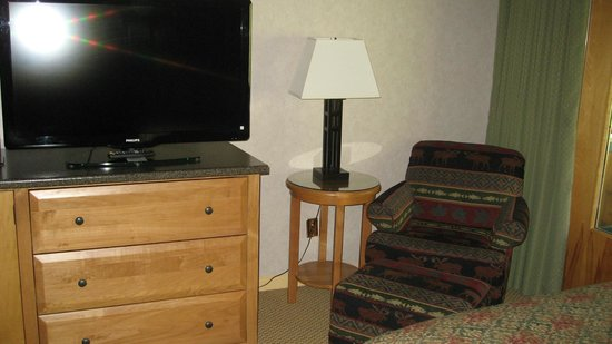 Fairmont Hot Springs Resort: tv