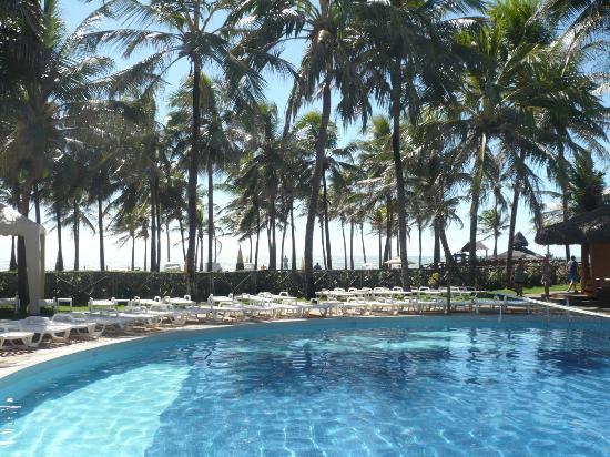 Suites Beach Park Resort: essa vista do hotel é maravilhosa