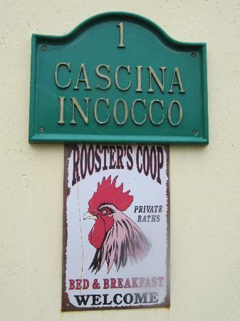 Cascina Incocco: You've arrived