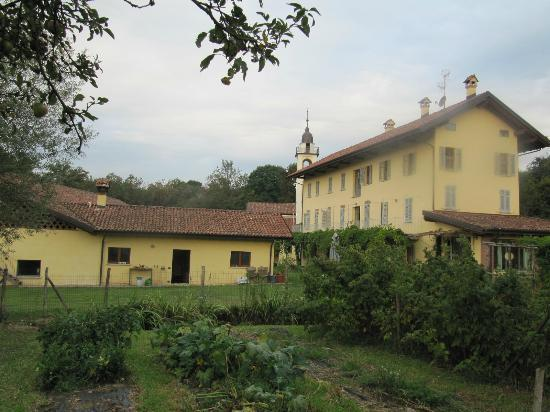 Cascina Incocco: From the outside