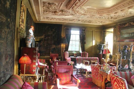 Prestonfield Tapestry Room