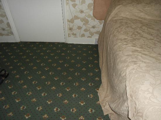 Savoy Court Hotel: Carpet