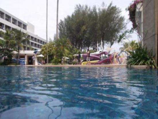 Hotel Beachfront Picture Of Hard Rock Hotel Penang Batu Ferringhi Tripadvisor