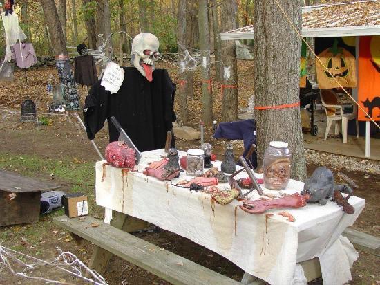 Strawberry Park Resort: Halloween activities