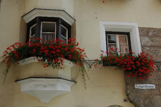 Hall in Tirol, Austria: Langer Graben