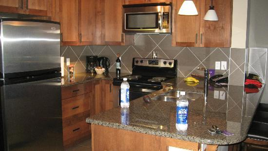 StoneRidge Mountain Resort: kitchen