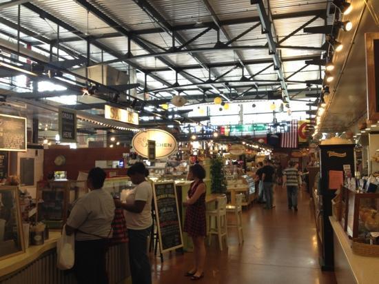 Interior of Public Market - Picture of Milwaukee Public Market, Milwaukee - TripAdvisor