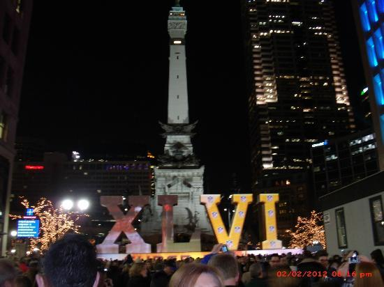 Courtyard Indianapolis South: Indy 4 Superbowl 46