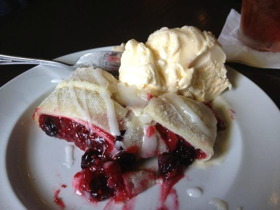 Olde Liberty Station: Three Berry Strudel