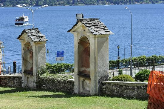 Lake Orta: Pella Chiesa San Filiberto -