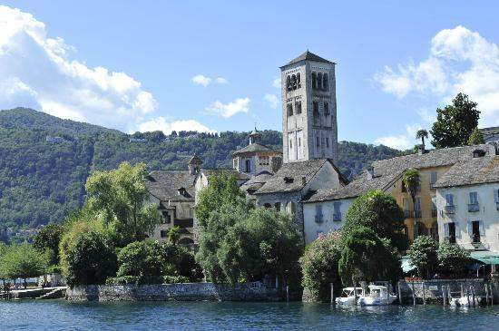 Lake Orta: Isola San Giulio