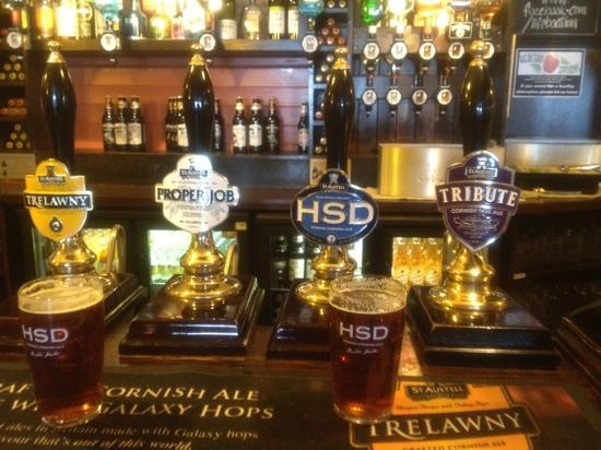 The Lifeboat Inn: what more can I say!!