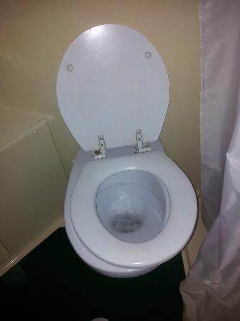 Mister Bed Strasbourg : toilette