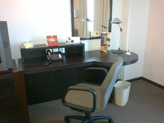 Fiesta Inn Monterrey Fundidora: escritorio