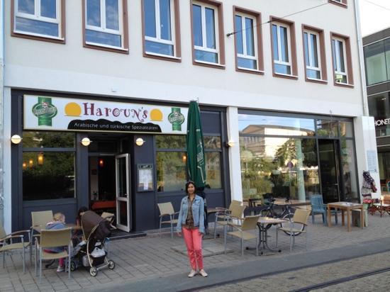 Restaurant Darmstadt Innenstadt : harouns darmstadt restaurant bewertungen telefonnummer ~ Watch28wear.com Haus und Dekorationen