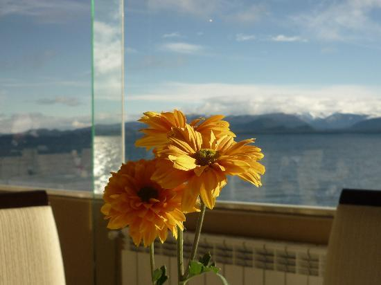 Alma del Lago Suites & Spa: View from the brakfast restaurant