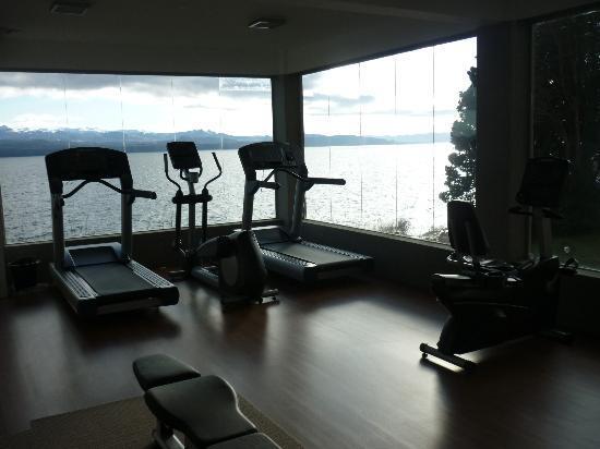Alma del Lago Suites & Spa: Gym