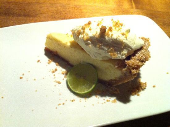 Cactus Club Cafe : Key Lime Sampler Pie