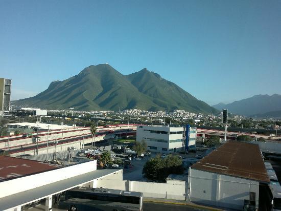Fiesta Inn Monterrey Fundidora: vista del cuarto